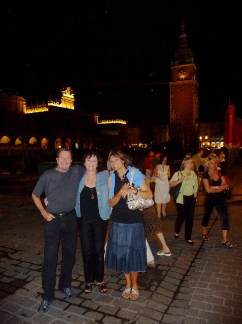 KRAKOW 4 NIGHT SQUARE