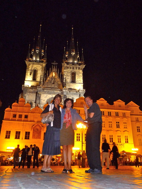 PRAGUE 20 NIGHTIME