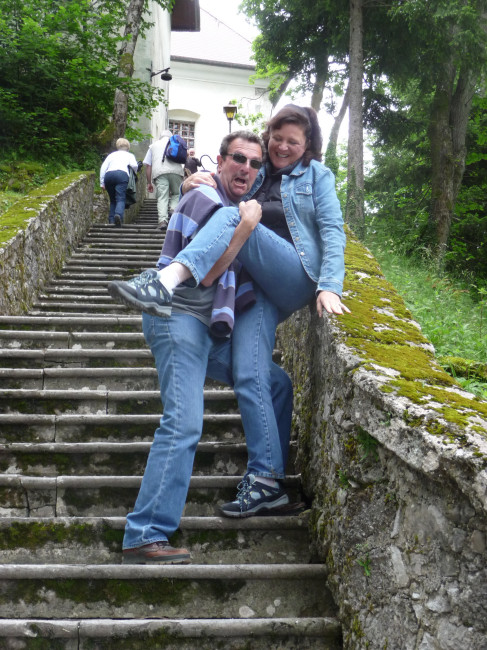 LAKE BLED 5 STAIRS 2