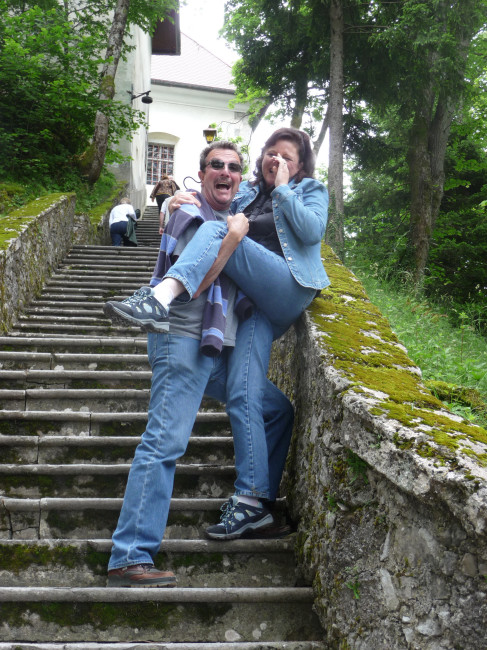 LAKE BLED 7 STAIRS 4