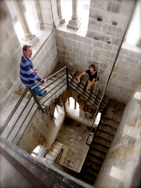 TROGIR 3 TOM MARY STAIRS