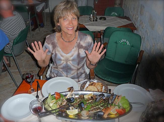 TROGIR 9 MARY DINNER
