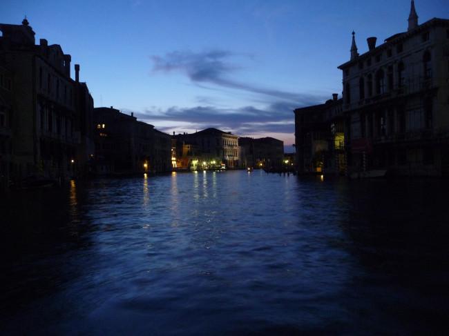 VENICE 24 CANAL NIGHT