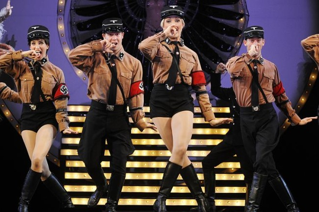 GERMANY-THEATRE-THE PRODUCERS-HITLER