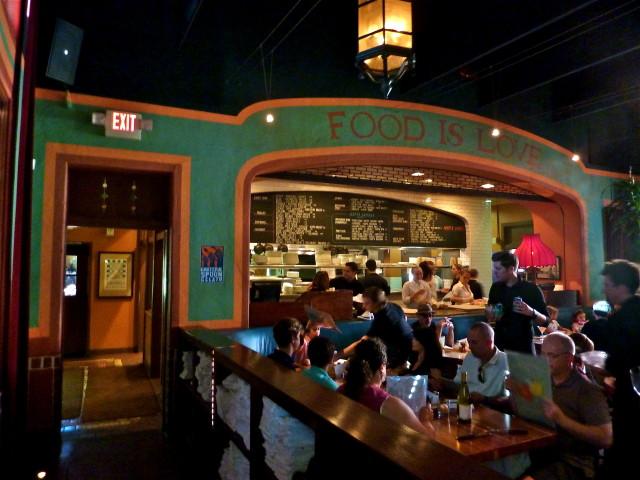 La Grande Orange Cafe Menu Pasadena Ca