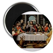 the_last_supper_magnets