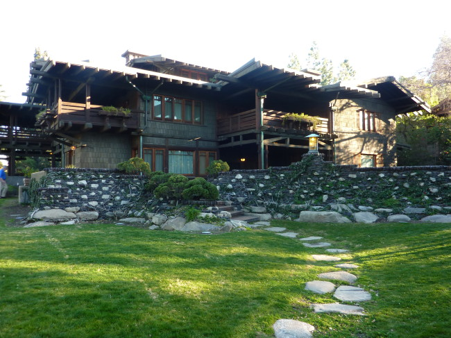 The Gamble House Photos
