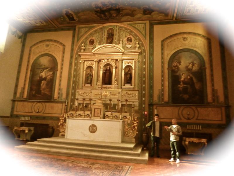 Mission Santa Clara De Asis A Mission With A Feminine Side