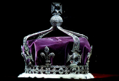 Queen of England's Crown