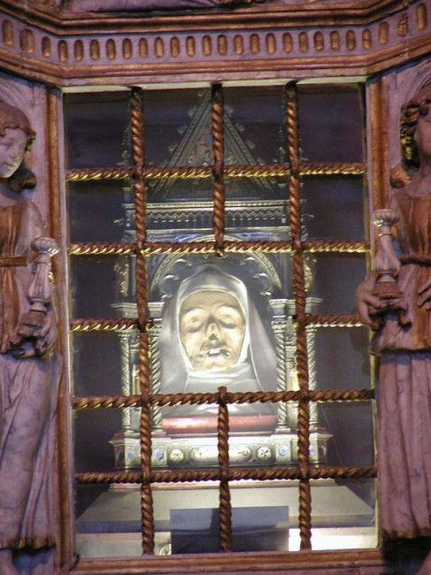 Saint_Catherine_s_head
