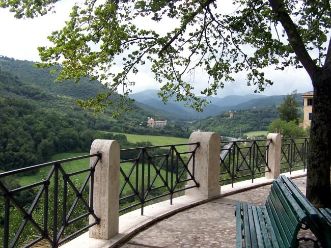 Spoletto view