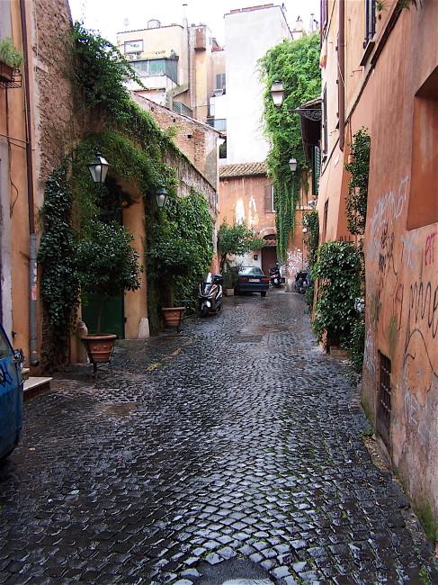 Trastevere Alley