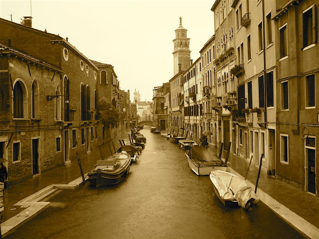 Venice Canel 5