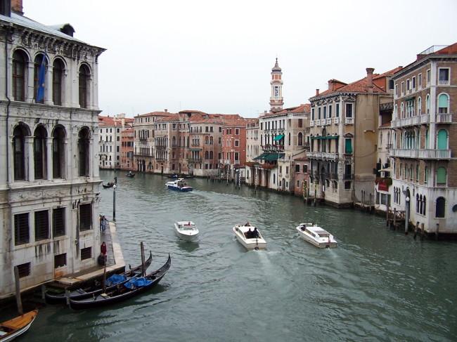 Venice Grand Canel