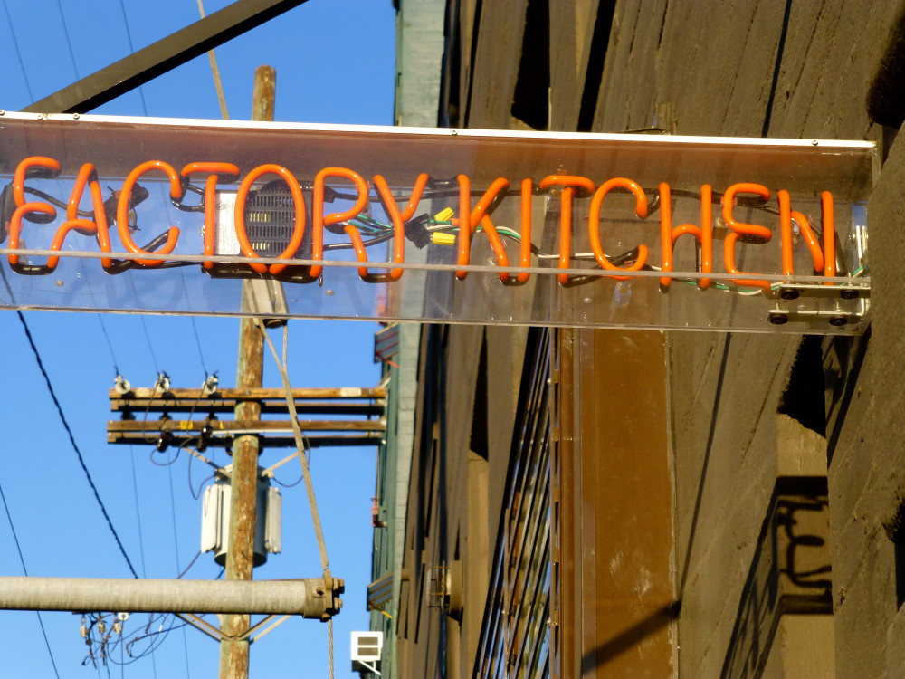 The Factory Kitchen Los Angeles Ca