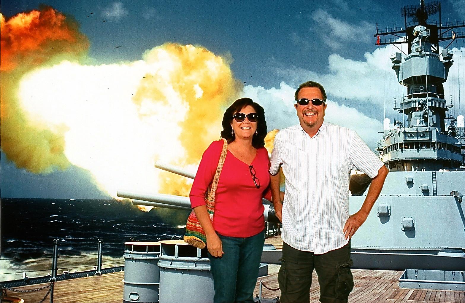 Battleship USS Iowa Museum - A Piece of History in San Pedro
