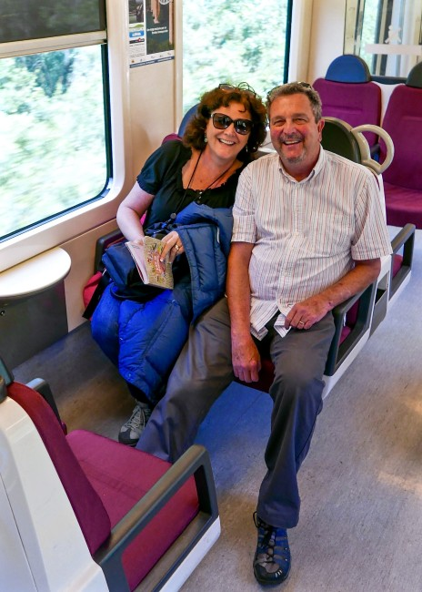 1 Mont Train