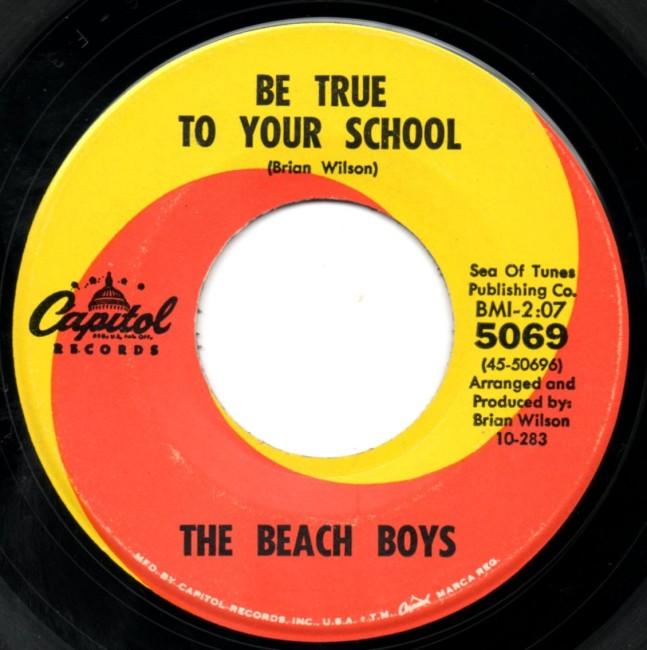 5069-A Be True To Your School Scranton Klaas