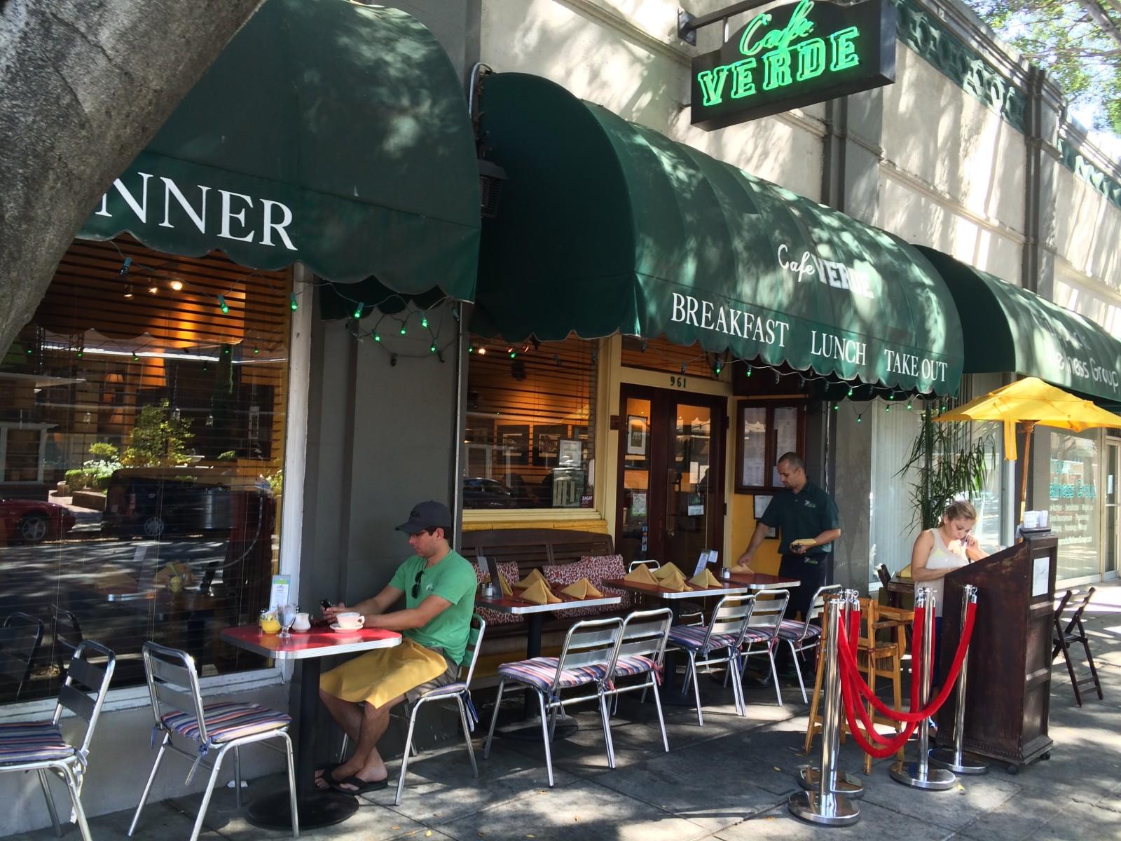 Cafe Verde Pasadena Ca