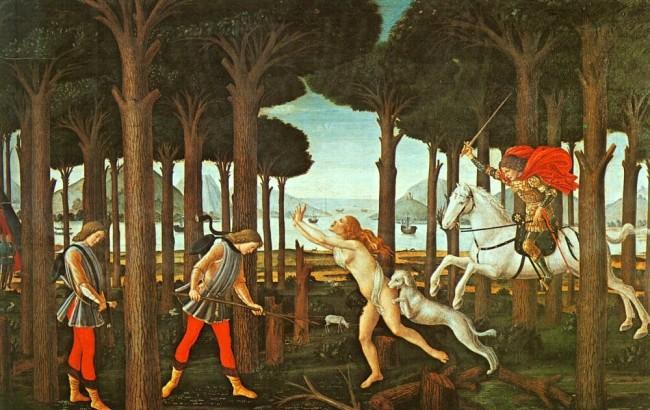 Botticelli,_nastagio_degli_onesti_01