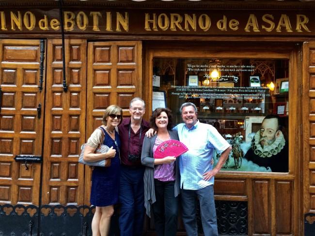 The World's Oldest Resataurant Sobrino de Botin