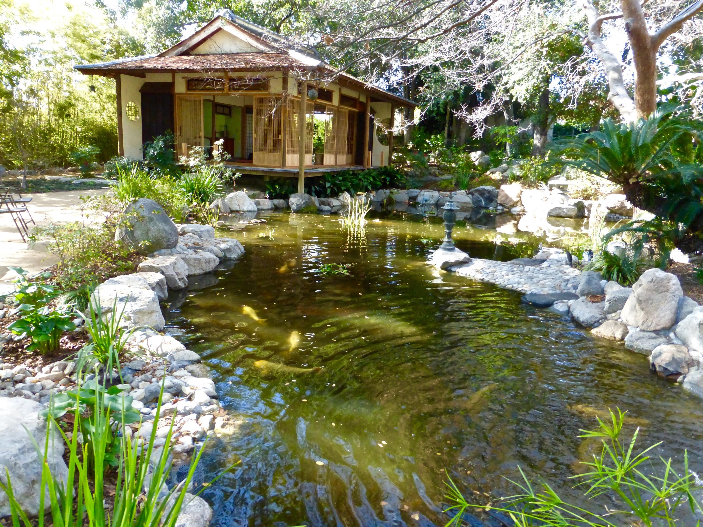 Storrier Stearns Japanese Garden Pasadena Travels With