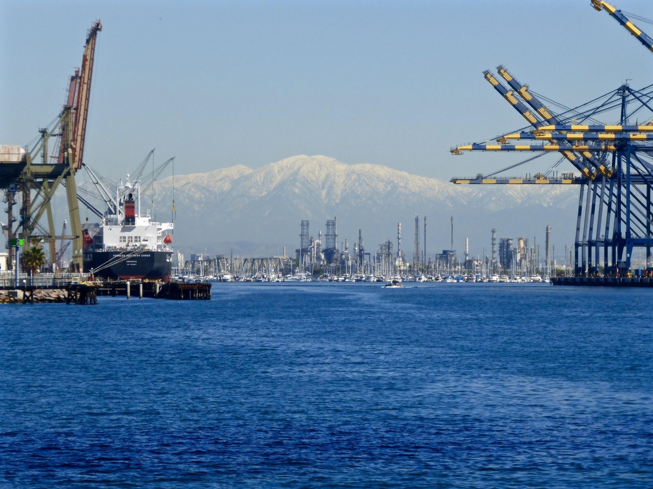 Los Angeles Maritime Museum/Port Of Los Angeles Tour - San