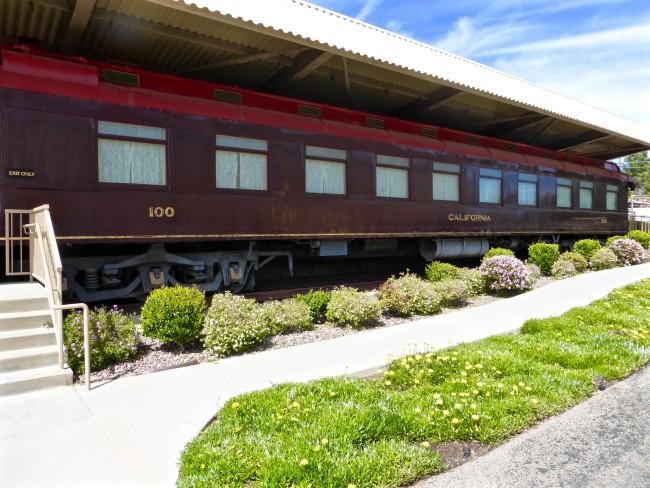 Nethercutt Museum Train