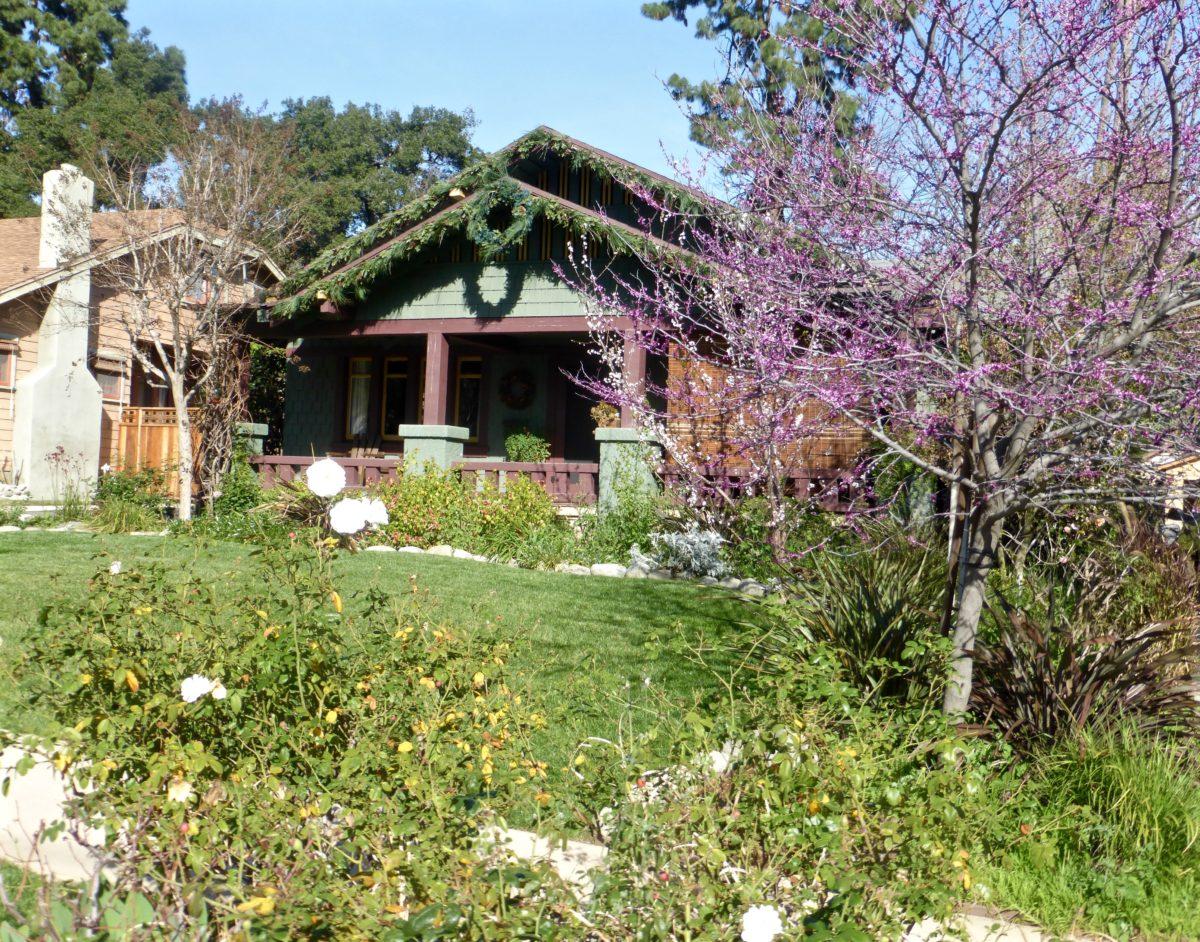 L A Places Bungalow Heaven: Homes Sweet Homes: Bungalow Heaven Home Tour