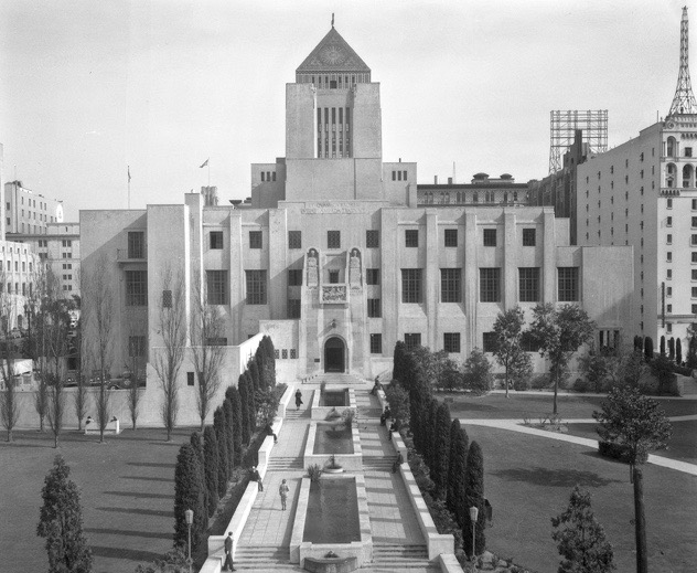 Los_Angeles_Public_Library_1935