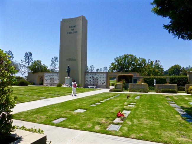 Forest Lawn - Glendale - Travels With Mai Tai Tom