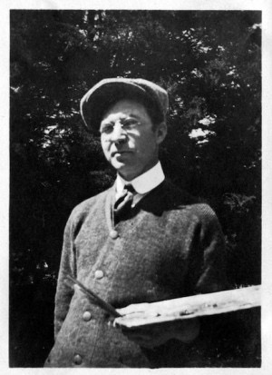 Richard-Miller-in-our-grounds_1917_FCP_40_2-300x413