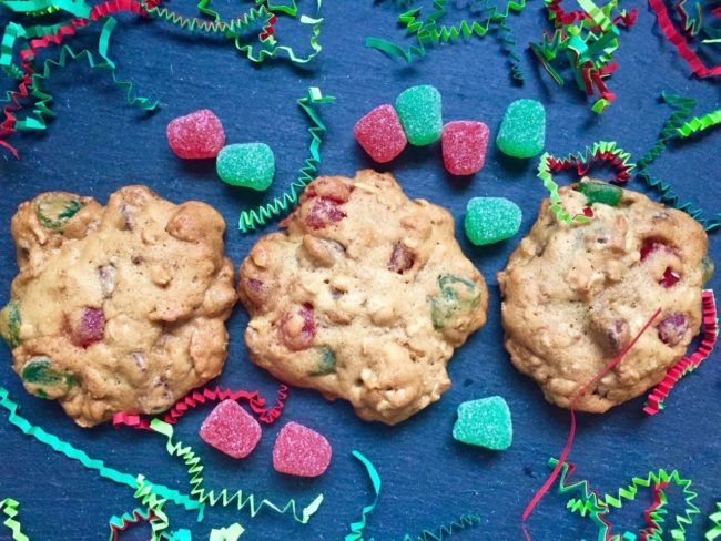 Old Fashioned Gumdrop Cookies