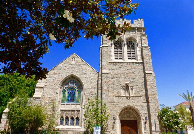 All Saints Church Pasadena
