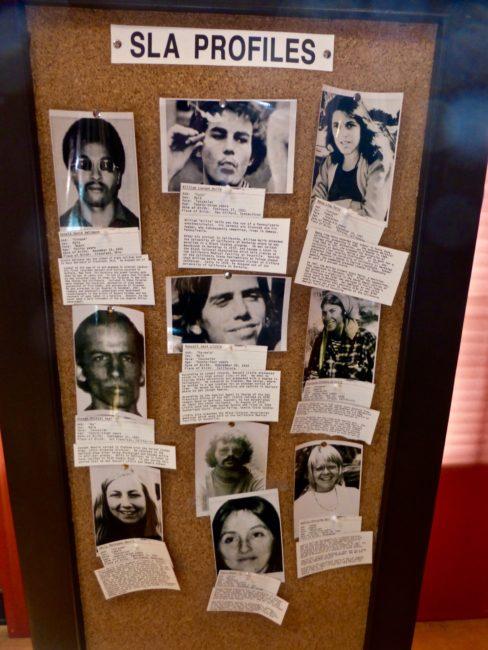 SLA Exhibits LAPD Museum