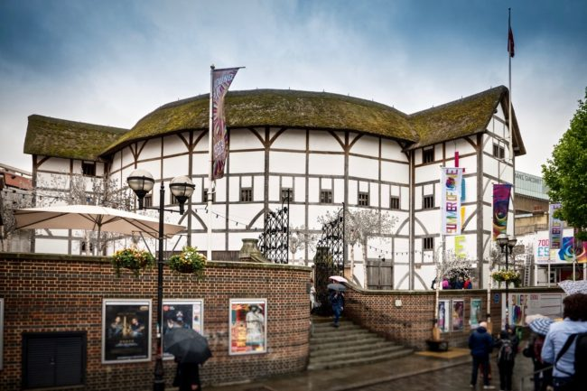 Shakespeare's Old Globe Theatre