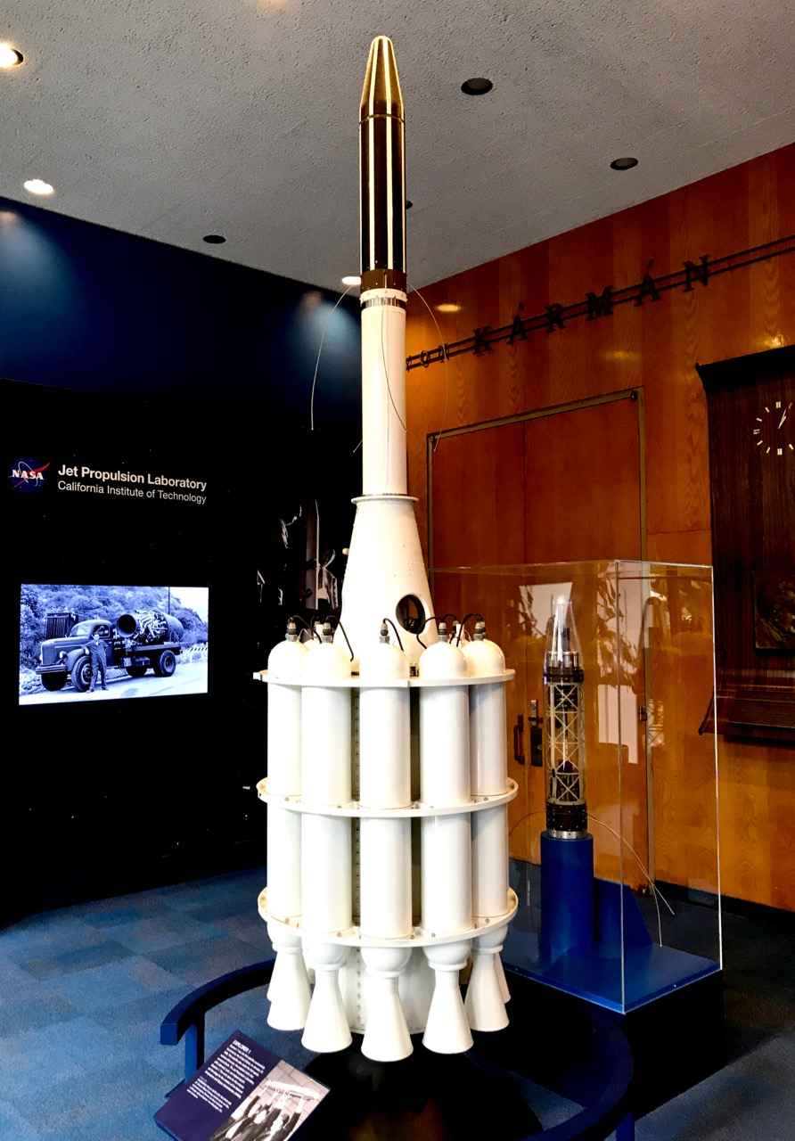 Jet Propulsion Laboratory (JPL) Tour - Pasadena/La Cañada