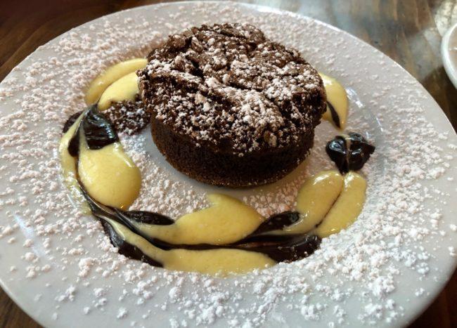 Flourless Chocolate Cake Maccheroni Republic