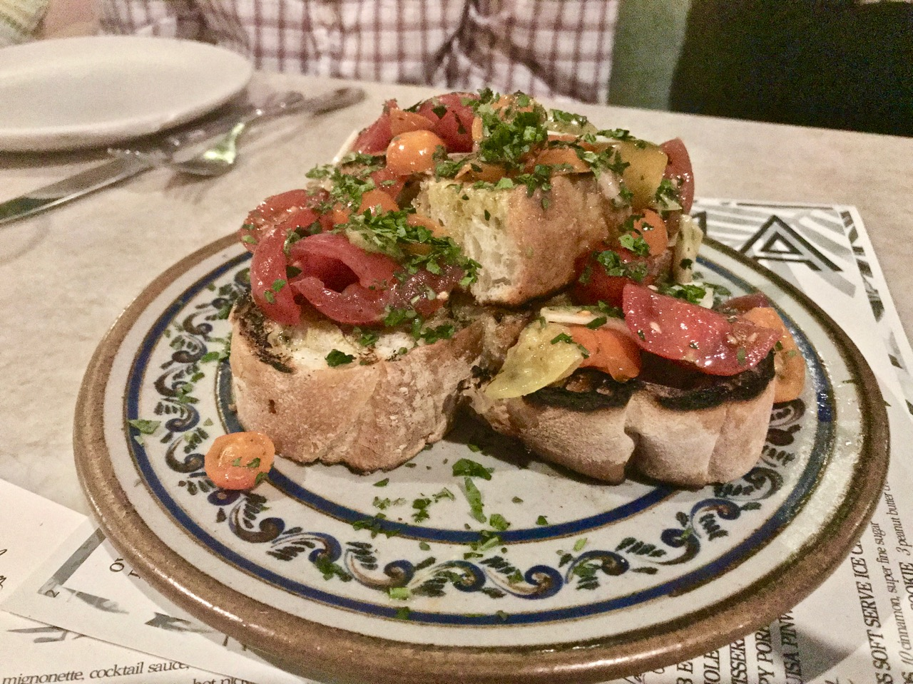 Dama Los Angeles - Restaurant Review and Experience