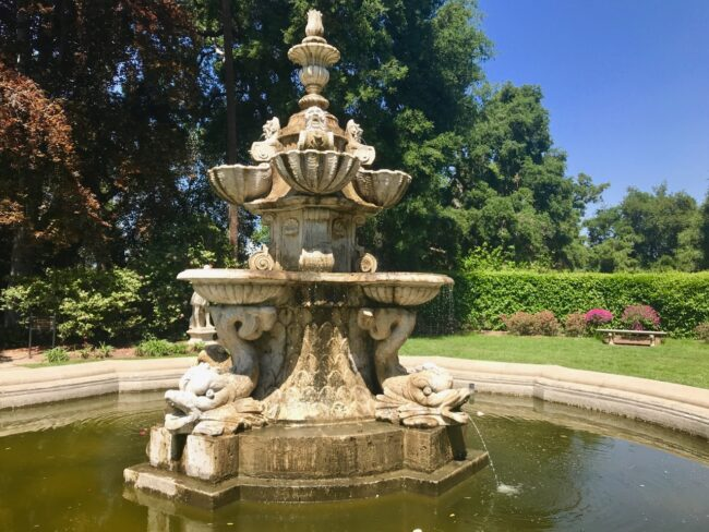 17th-century Baroque Fountain