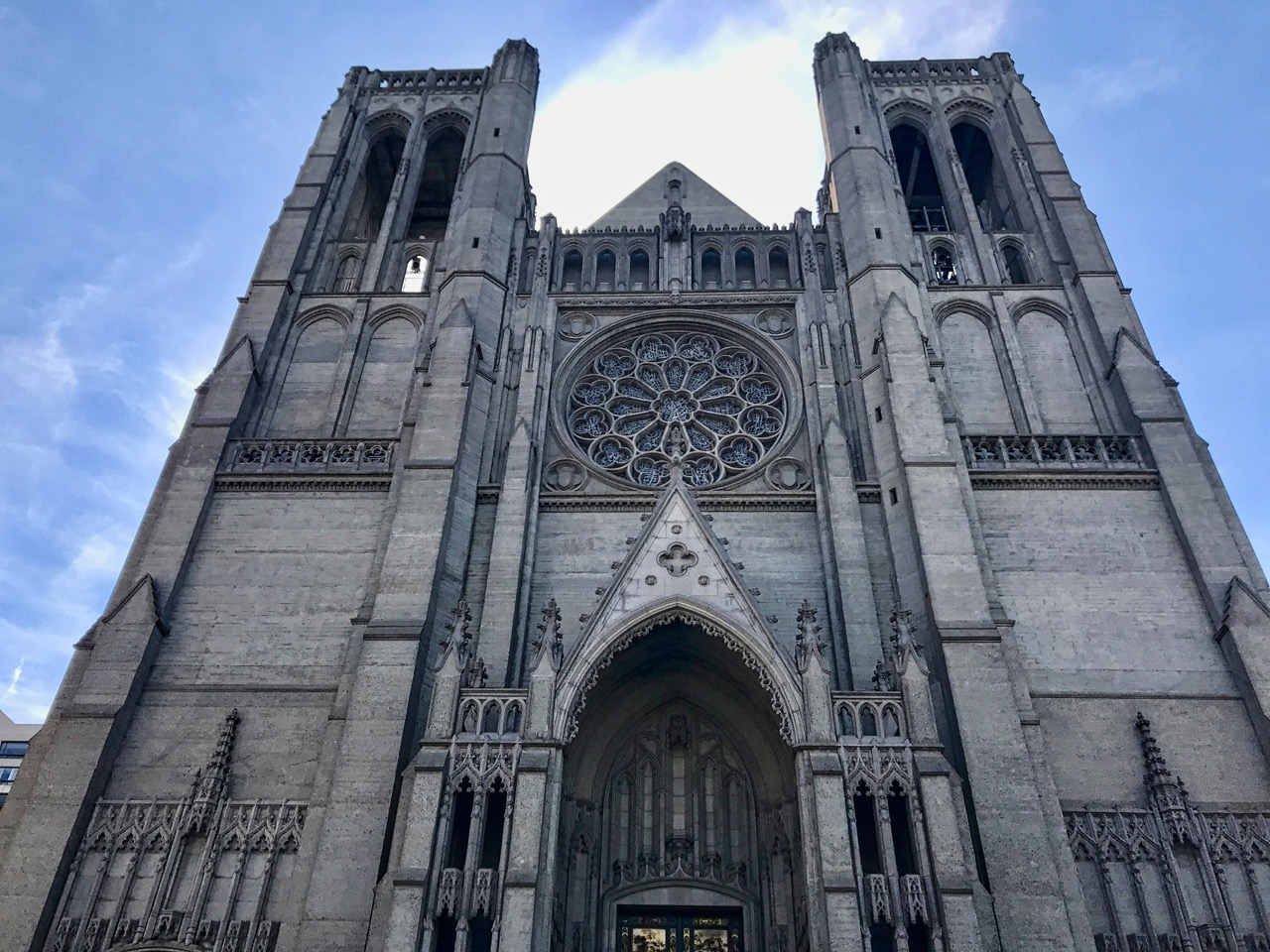 Grace Cathedral - San Francisco -
